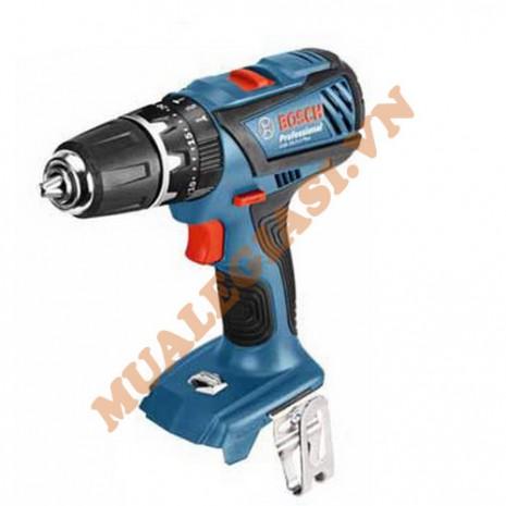 Máy khoan vặn vít dùng pin 18V Bosch GSB 18-2-LI PLUS ( Chưa Pin & Sạc )