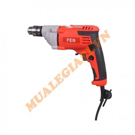 Máy Khoan 10mm FEG EG-512 Đầu Nhôm