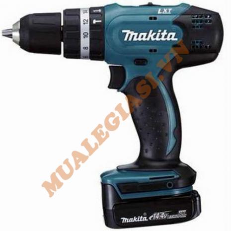 Máy khoan vặn vít dùng pin 14.4V Makita DDF343Z