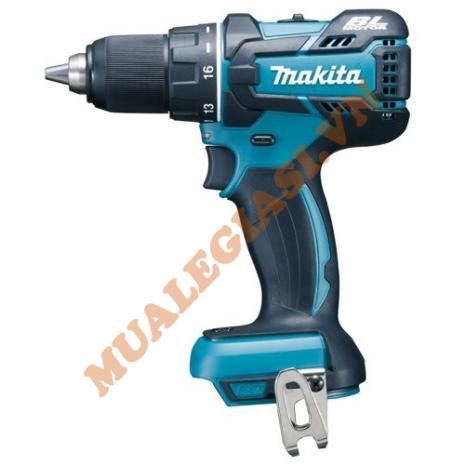 Máy khoan và vặn vít dùng pin 18V Makita DDF481Z