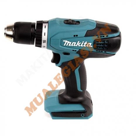 Máy khoan và vặn vít dùng pin 18V Makita DF457DZ