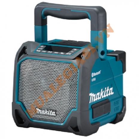 Loa sử dụng ở công trường dùng pin và điện Makita DMR202