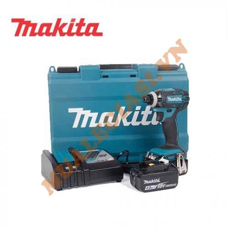 Máy vặn vít dùng pin 18V Makita DTD149RME