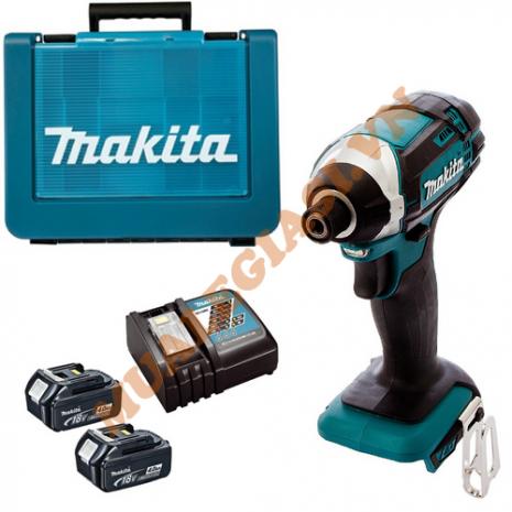 Máy vặn vít dùng Pin 18V Makita DTD152RME