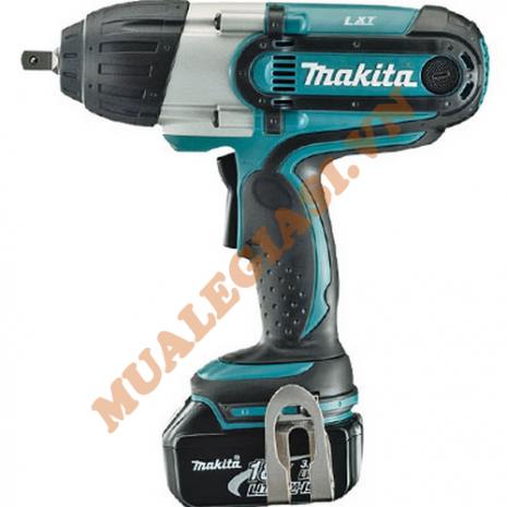 Máy siết bu lông dùng pin Makita DTW450RME 18V