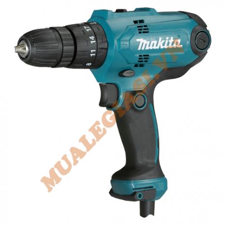 Máy khoan búa và vặn vít 10mm Makita HP0300
