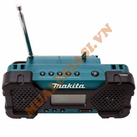 Radio dùng pin 10.8V Makita MR051