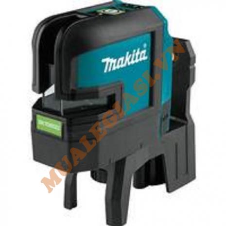 Máy cân mực Laze 2 tia xanh dùng pin 12V Makita SK106GDZ