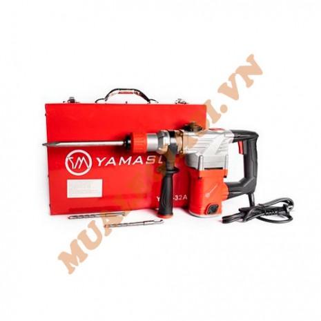 Máy khoan đục bê tông 32mm Yamasu YMS-0832