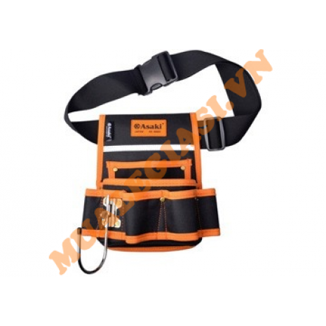 Túi đeo thắt lưng đựng đồ nghề Asaki AK-9985