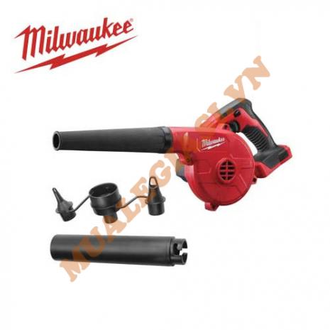 Máy thổi bụi dùng pin 18V Milwaukee M18 BBL-0 (Không kèm pin & sạc)