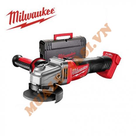 Máy mài góc dùng pin 18V Milwaukee M18 CAG100X-0X (Không kèm pin & sạc)
