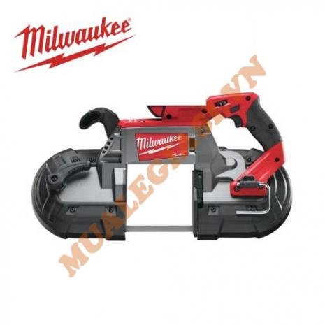 Máy cưa vòng dùng pin 18V Milwaukee M18 CBS125-0 (Không kèm pin & sạc)