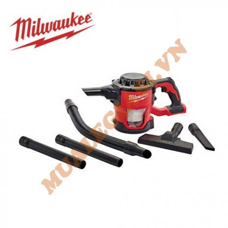 Máy hút bụi đa năng dùng pin 18V Milwaukee M18 CV-0 (Không kèm pin & sạc)