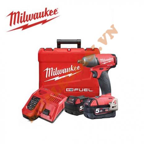Máy siết bu lông dùng pin 18V Milwaukee M18 FIW12-502C