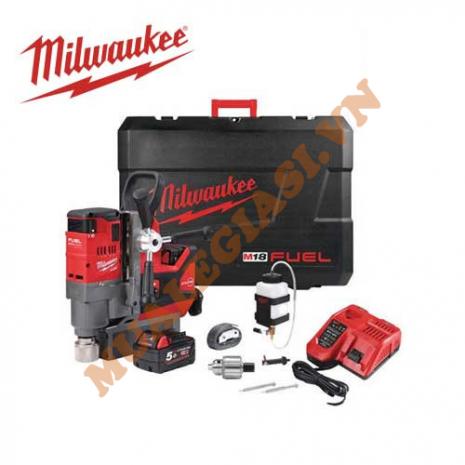 Máy khoan từ dùng pin 18V Milwaukee M18 FMDP-502C