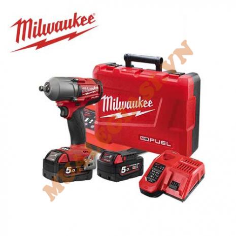 Máy siết bu lông dùng pin 18V Milwaukee M18 FMTIW12-502X
