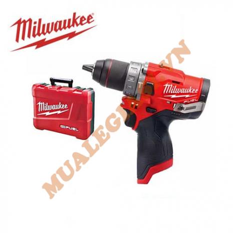 Thân máy khoan pin Milwaukee 12V M12 FPD-0C (Không kèm pin & sạc)