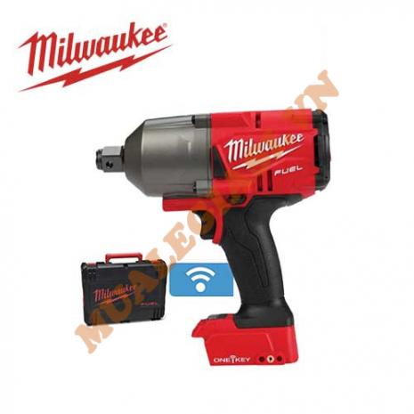 Máy siết bu lông dùng pin 18V Milwaukee M18 ONEFHIWF34-0X (Không kèm pin & sạc)