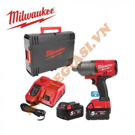 Máy siết bu lông dùng pin 18V Milwaukee M18 ONEFHIWF34-502X