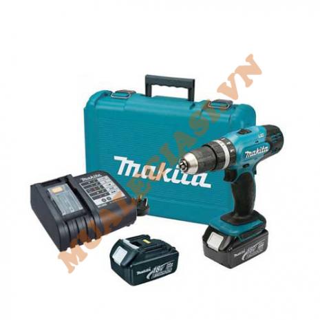 Máy khoan pin Makita 18V DHP453SFE (18V, 3Ah)