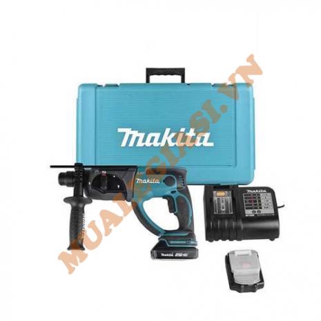 Máy khoan đục dùng Pin Makita 18V DHR202SYE