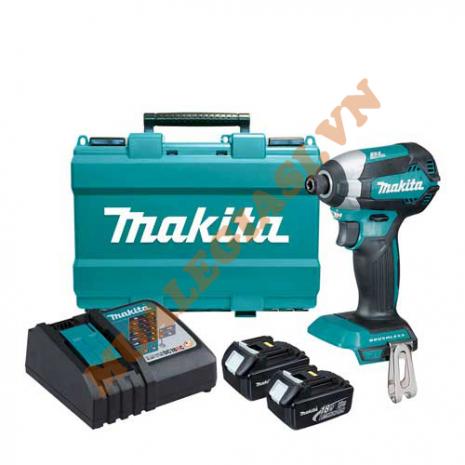 Máy bắt vít chạy pin Makita DTD153RFE (18V)