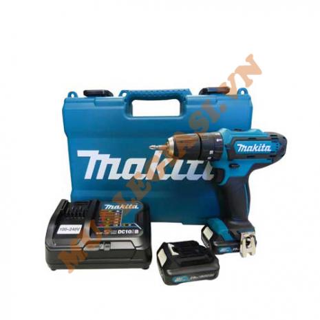 Máy khoan vặn vít dùng pin Makita HP331DSYE 10.8V