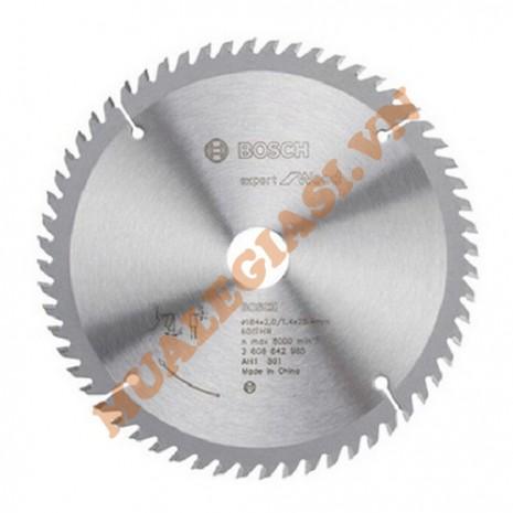 Lưỡi cưa gỗ 184x25.4 T40 Bosch 2 608 642 984