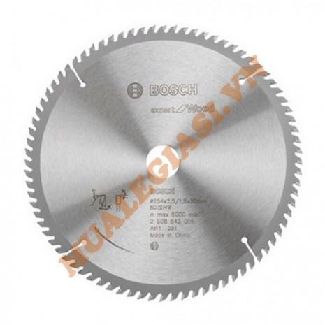 Lưỡi cưa gỗ 235x30 T60 Bosch 2 608 643 000