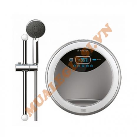 Máy nước nóng trực tiếp có bơm Ariston RT45PE-VN Aures Luxury